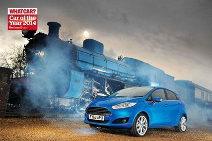 What Car Of The Year 2014 - Ford Fiesta
