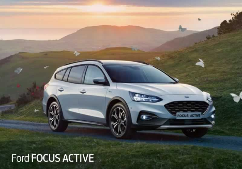 Ford Focus Active / ST Line