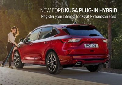 All New Ford Kuga Hybrid